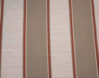 REMNANT Evonn Sienna Fabric 57 inches x 1 yard