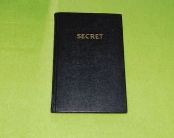 Secret - Atomic Energy Book from Chrysler - 1947 - Wesley W. Stout - G/VG