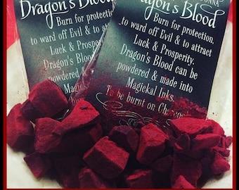 Dragons Blood Resin 1oz
