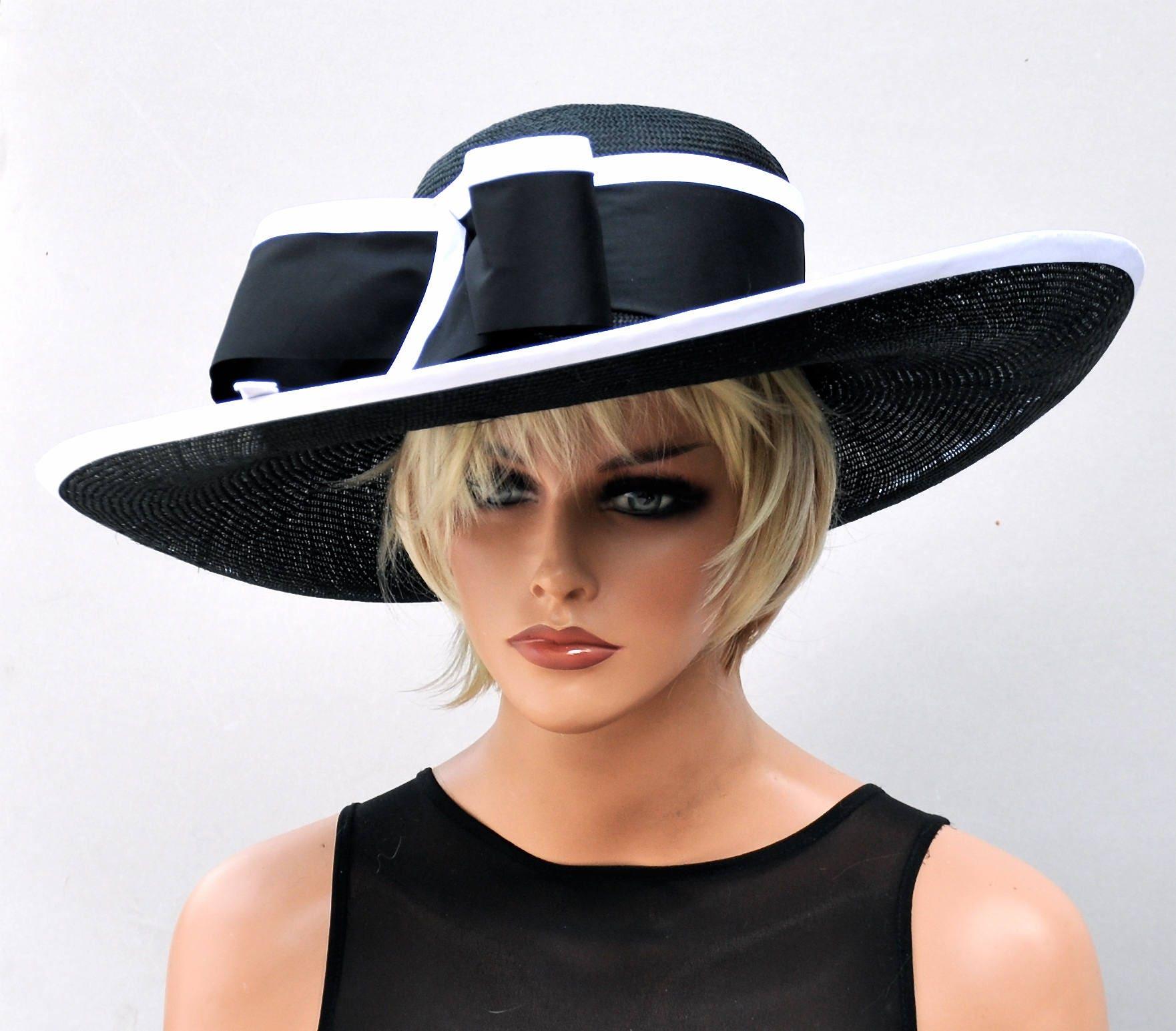 Kentucky Derby Hat, Wedding Hat, Derby Hat, Ascot Hat