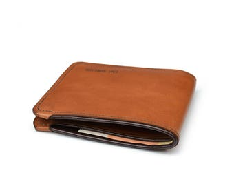 Bifold Wallet // Leather Wallet