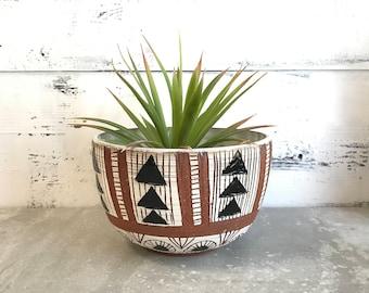 T E R R A C O T T A: Pot en céramique