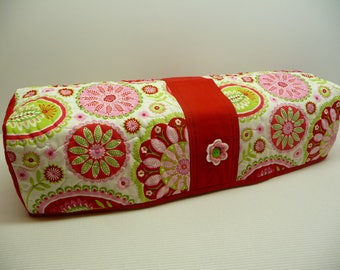 Pretty Pinwheels - Quilted Cricut Explore Cozy - Explore Cozy - Explore Dust Cover