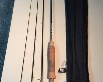 Hand-made 2 wt. fly rod