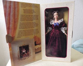 Sentimental VALENTINE Barbie New in Box. Hallmark Special Edition. 2nd in a Series, 1996