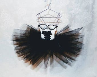 Sheet Music Tutu Large 3D Paper Art Centerpiece Sculpture, One of a Kind, READY TO Ship