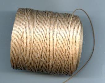 New Cork Waxed Cord Thread 5 yards
