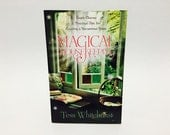 Vintage Occult Book Magical Housekeeping by Tess Whitehurst Softcover