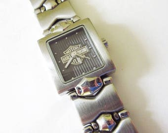 Harley Davidson Ladies Watch, Bulova Analog