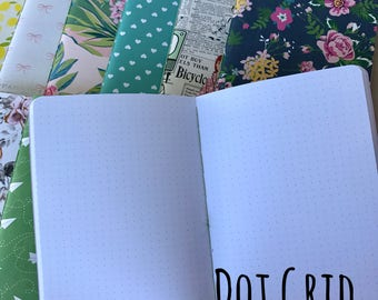 Dot Grid erimonTN CAHIER Inserts Notebooks Journals Planners