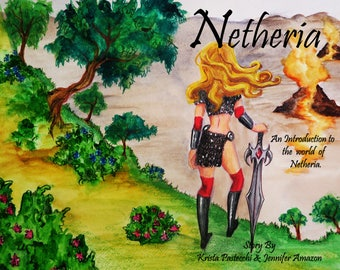 Netheria: An Introduction to the World of Netheria
