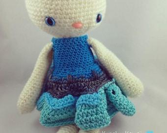 Miss Koneko Kawaii Art Doll
