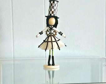 Alice Madness Returns Mad Hattress Inspired Doll