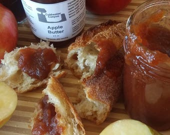 Apple Butter 8oz Delicious Food Gift! Delicious Full Apple & Spices Flavor