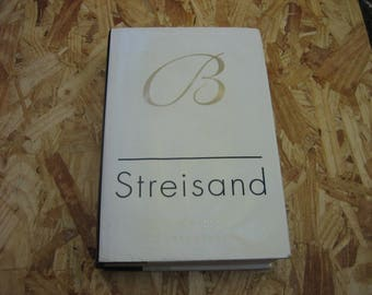 STREISAND: A biography by Anne Edwards, Hardcover, First Edition 1997
