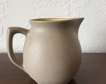The Pigeon Forge Pottery Pitcher Mid Century Modern // FL
