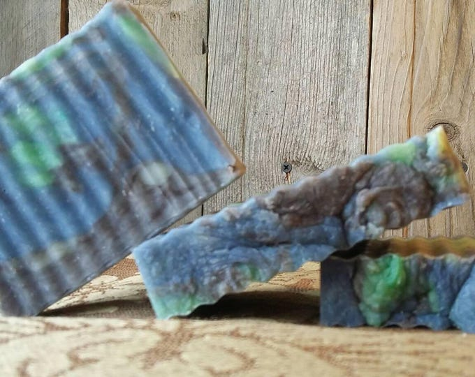 Nag Champa Barely-Scented Soap (Soap Goddess Special Edition)