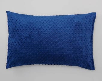 Standard Minky Pillowcase | Pick Your Color