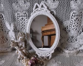 Small Ornate Mirror Etsy
