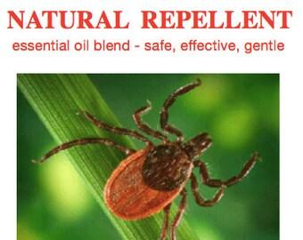 ayurvedic tick flea & insect repellent