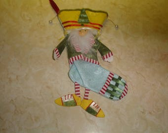 retired patience brewster department 56 christmas tree ornament stocking nutcracker