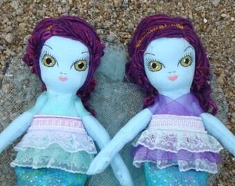 Semi Custom Mermaid Doll