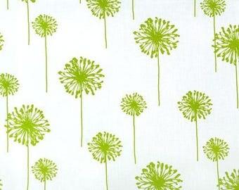 Chartreuse Dandelion Cafe Curtains Premier Print Dandelion Cafe Curtains  Kitchen Cafe Curtains Cafe Curtain 1pr.
