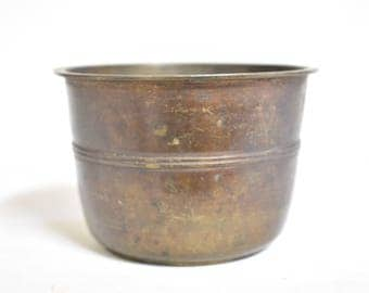 Brass  6167 container