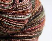 Handspun Yarn: New Summer
