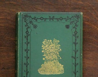 Victorian gardening book Handbook of Hardy Herbaceous and Alpine Flowers