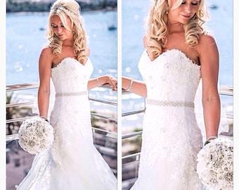 All around bridal belt ,all around wedding belt