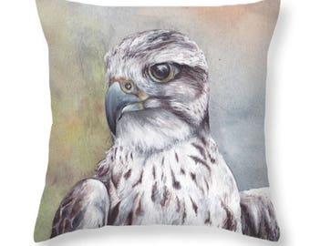 Hawk Pillow