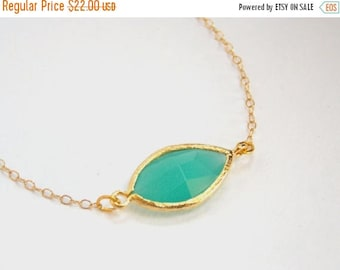 SALE Mint Blue Bracelet, Gold Filled, Aqua Bracelet, Turquoise, Wedding Jewelry, Bridesmaid Jewelry, Bridesmaid Bracelet, Bridesmaid Gifts