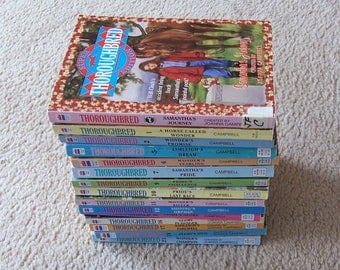 Thoroughbred Horse Books - Joanna Campbell - You Choose Which Ones