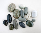 Destash Stone Cabochons, Polished Natural Stone,  Ready To Ship