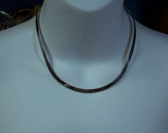 Taxco Mexico Sterling Wire Choker