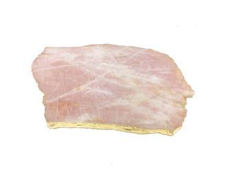 Rose Quartz Platter