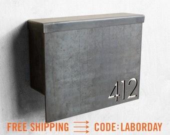 The Gibson Mailbox - Custom + Locking