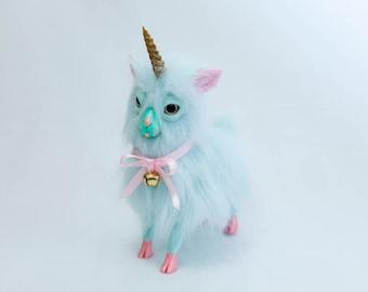 "Yeticorn Doll ""Tootie Frootie"""