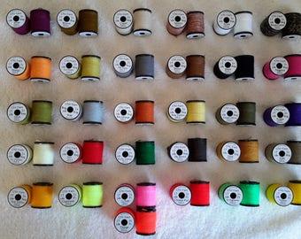Uni-Yarn.....20 Spool Combo..... In Assorted Colours..........