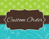 Custom Listing for Yasmin Almazan