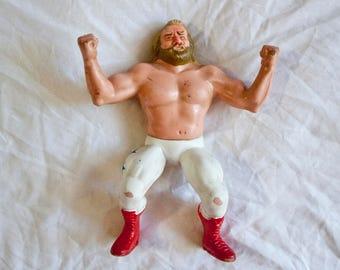 80s Big John Studd - WWF Wrestling Superstars - Vintage Pro Titan 1984 LJN