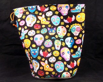 R/M/S/W Project bag 641 Sugar Skulls