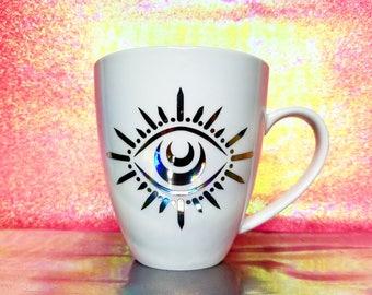 Crescent Eye Mug