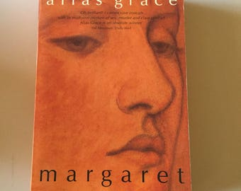 Alias Grace by Margaret Atwood (1997, Paperback)