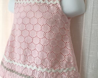Polkatots Baby Girl Dress 3-6 mos.