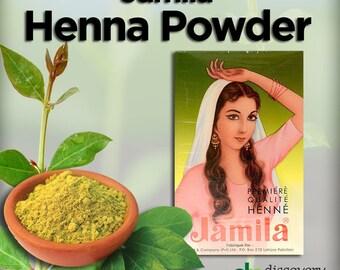 Jamila Henna Powder (100g)