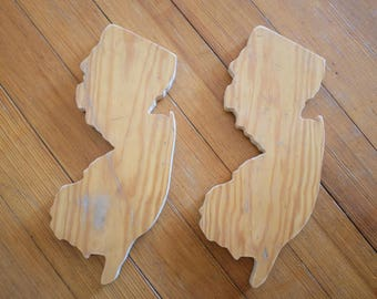 reclaimed pine [floor] jersey cutout