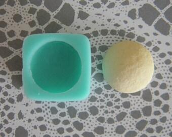 Flexible Mold - Cupcake Top #2