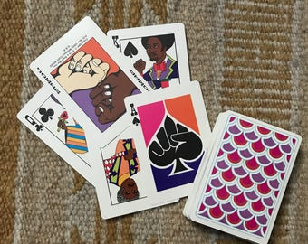 1970s Soul Cards Standard Deck of Cards